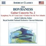 A Hovhaness - Guitar Concerto.. (0636943933626) (1 CD)