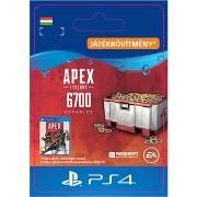 Apex Legend - 6000+700 Bonus Apex Coins - PS4 HU Digital