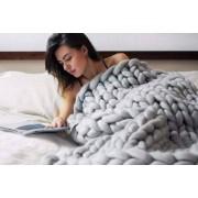 Zhongshan Hengdongli Appliance Co.,LTD £19.99 instead of £39.99 for a 80cm x 100cm cosy blanket or £27.99 for a 100cm x 120cm blanket from Backtogoo - save up to 50%