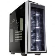 Carcasa pentru pc de jocuri , Silverstone , SST/RL06BR/GP Midi Tower ATX TG , alb