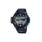 Relógio Casio Outgear Anadigi Duplo Sensor Masculino SGW-450H-1ADR