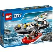 LEGO CITY Nava de patrulare a politiei 60129