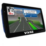 "GPS навигация за кола и камион Vivas AllRoad Blue 5001 EU, 5"""