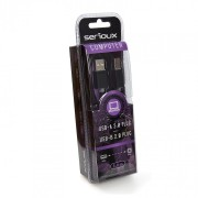 SERIOUX USB-A M - USB-B M CABLE 3.0M