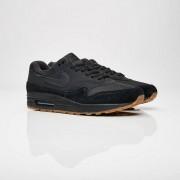 Nike Air Max 1 Black/Black-Black-Gum Med Brown