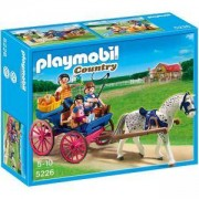 Комплект Плеймобил 5226 - Карета с коне - Playmobil, 290804