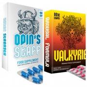 Odin's-Valkyrie Paket 20 kaps-stark erektion