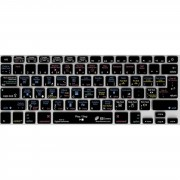 KB Covers DP9 Keyboard Cover for MacBook/Air 13/Pro (2008+)