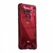 Carcasa Ringke Fusion X LG G8 ThinQ Red