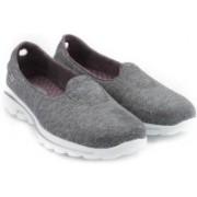 Skechers GO WALK 2 - WHIRL Walking Shoes(Grey)