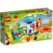 Set de constructie LEGO Duplo Parc de Distractii