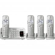 Telefono Inalambrico Panasonic Kx-tge474s 4 Auriculares
