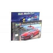 MODEL SET MERCEDES SLS AMG - REVELL (RV67100)