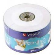 CD-R Verbatim printabilni 1/50