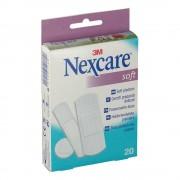 3M™ 3M Nexcare™ Soft pansements 20 pc(s) 8470001543103