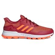 adidas adiPower Hockeyschoenen - rood donker - Size: 40 2/3