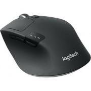 Logitech Ratón LOGITECH M720 (Bluetooth - Negro)