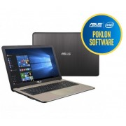 "Laptop Asus X540MA-GQ218T Win10 15.6""AG,Intel QC N5000/4GB/256 SSD/Intel UHD"