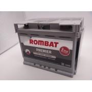 Baterie auto 12V 65Ah 640A ROMBAT PREMIER cod 5652320 064