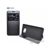 Husa piele Blautel 4-OK pentru Samsung Galaxy S7 Edge (SM-G935), negru