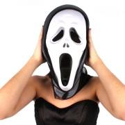 Kit Com 20 Máscara do Pânico Festa Terror Halloween