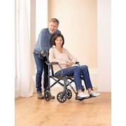 Weltbild Skládací invalidní vozík