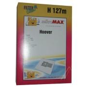 Porszívó alkatrész, H127M Porzsák 4db HOOVER ew02935