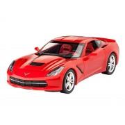 Plastic ModelKit auto 07060 - 2014 Corvette Stingray C7 (1:25)