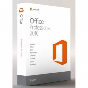 Microsoft Office 2016 Professional 1 PC Licenza ESD