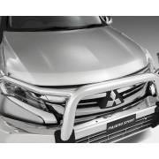 Genuine Mitsubishi Triton MQ & Pajero Sport QE Clear Bonnet Protector