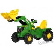 Tractor excavator, cu pedale Rolly FarmTrac John Deere 6210R