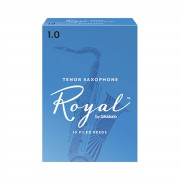 D'Addario Woodwinds Rico Royal 1 cajita con 10 cañas