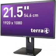 Terra LED monitor Terra LED 2256W PV, 54.6 cm (21.5 palec),1920 x 1080 px 5 ms, ADS LED DisplayPort, Audio-Line-in , VGA