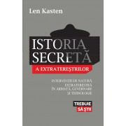 Istoria secreta a extraterestrilor. Interventii de natura extraterestra in armata, guvernare si tehnologie (eBook)