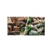 HAGEN Fundal cu două fețe pentru acvariu pietre / albie de râu 30cmx7.5m