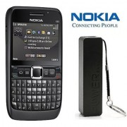 Nokia E63 / Good Condition/ Certified Pre Owned (6 months Warranty) with 2600 mAh Powerbank