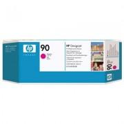 HP 90 tête d'impression Magenta DesignJet et dispositif de nettoyage