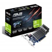 TARJETA DE VIDEO ASUS 710-1-SL-BRK DDR3 1GB DVI HDMI 64 BIT-negro