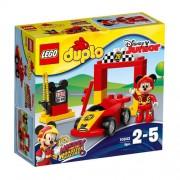 LEGO Duplo Mickey's racewagen 10843