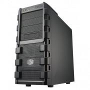 CM CS HAF 912 RC-912-KKN1 Black M/B Micro-ATX / ATX 5.25x4 Exposed 3.5x1 Exposed 2.5x4 Hidden Exp Slots 7+1