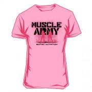 Camiseta Chica Muscle Army Azalea
