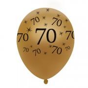 Narodeninové balóniky - 10 kusov 70