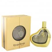 Bebe Gold by Bebe Eau De Parfum Spray 3.4 oz