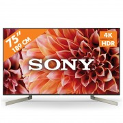 SONY UHD TV KD-75XF9005