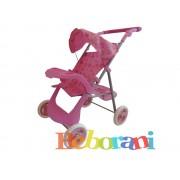 Детска метална количка за кукли