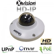 Mini IP HD CCTV kamera s nočným videním