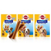 Trojan Electronics 2018 Ltd £9.99 (from Trojan) for a pack of 56 Pedigree Dentastix - choose from small, medium or large dog options