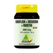 SNP Knoflook-meidoorn-maretak 390 mg puur 180 Capsules
