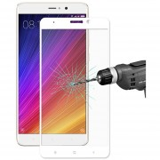 Enkay Para Xiaomi Mi 5S Plus Sombrero Príncipe 0.26mm 9h Dureza 2.5D Colorida Pantalla Completa A Prueba De Explosion Tempered Glass Screen Film (blanco)