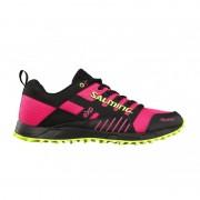 Cipő Salming Trail T4 Women Fekete / PinkGlo